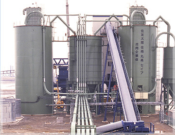 Equipment for powders